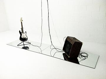 prepared guitar richard garet. Black Bedroom Furniture Sets. Home Design Ideas